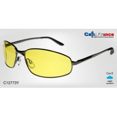 Жёлтые очки cafa france 12773Y