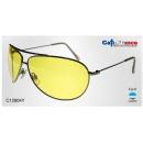 Жёлтые очки cafa france 12904Y