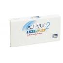 Двухнедельные Acuvue2 Colours Opaques