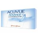 Линзы двухнедельные Acuvue Advance